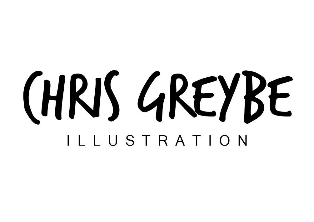 Portfolio for Illustrator & Artist Chris Greybe